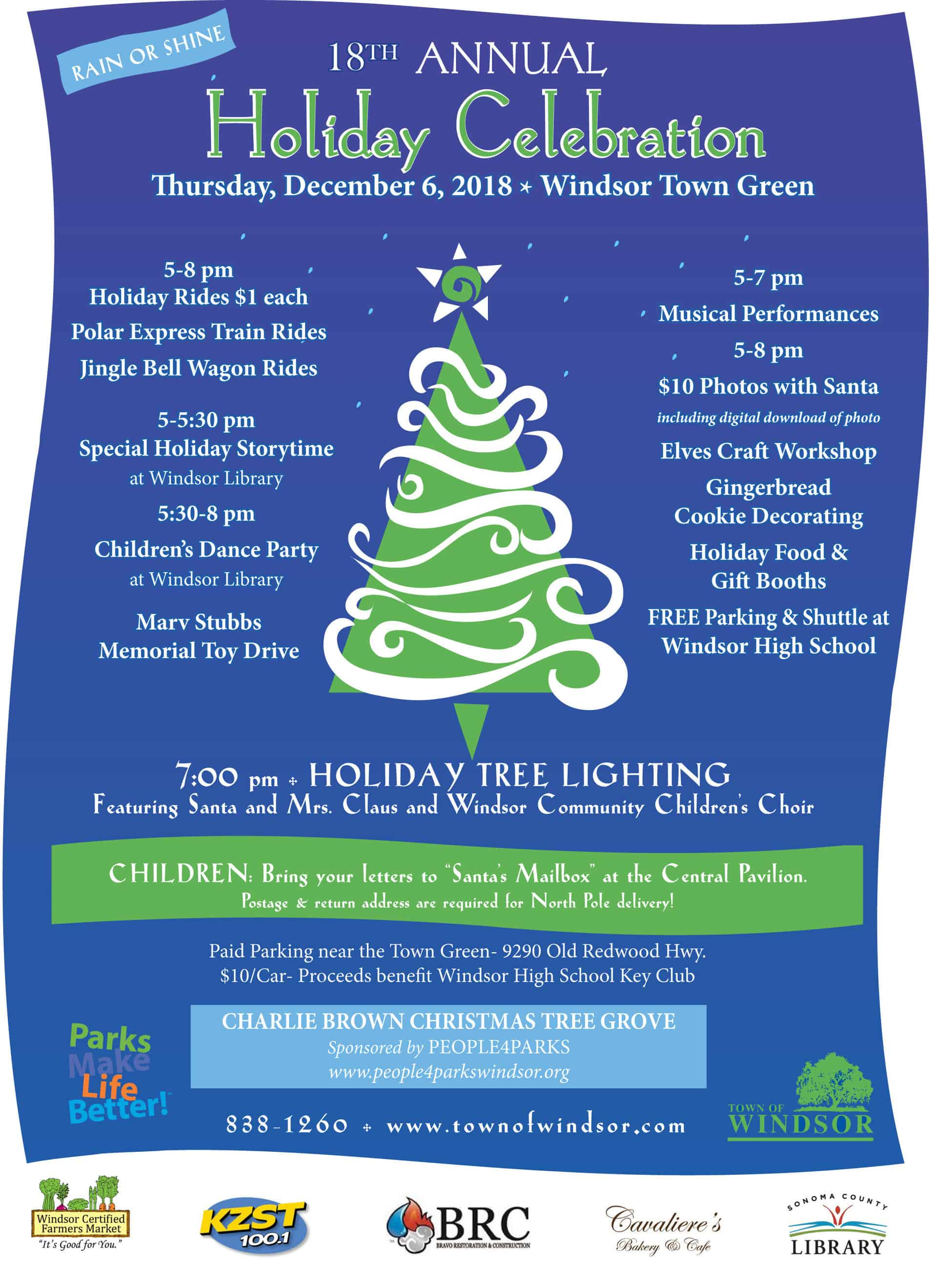 18th Annual Windsor Holiday Celebration